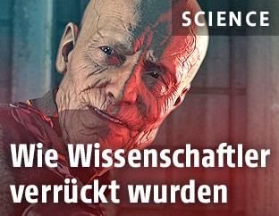 """Wilhelm Strasse, der Bösewicht aus dem Computerspiel """"Wolfenstein"""""""