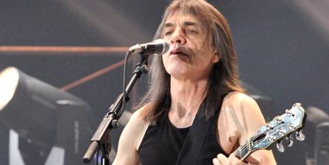 AC/DC-Mitbegründer Malcolm Young