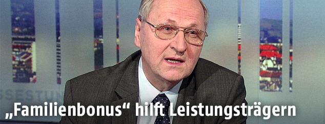 Wifo-Chef Christoph Badelt