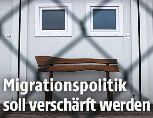 Flüchtlingsunterkunft am Tempelhofer Feld