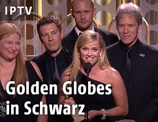 Reese Witherspoon bei den Golden Globes