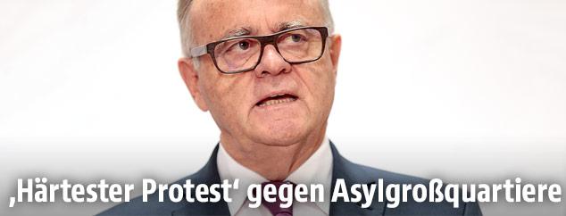 Der burgenländische Landeshauptmann Hans Niessl (SPÖ)