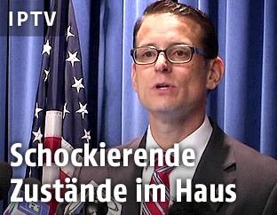 Pressekonferenz der Staatsanwaltschaft