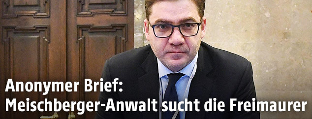 Anwalt Jörg Zarbl