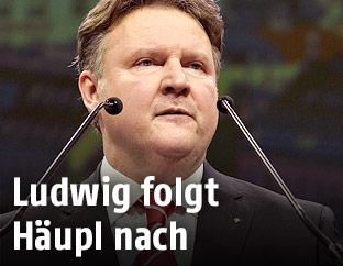 Michael Ludwig (neuer Vorsitzender der SPÖ Wien)