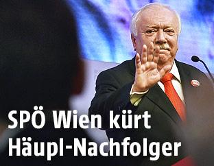 Wiens Bürgermeister Michael Häupl