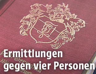 Liedbuch der Germania zu Wiener Neustadt