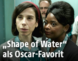 "Filmszene  aus ""The Shape of Water"""