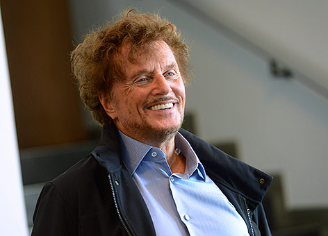 Der deutsche Regisseur Dieter Wedel
