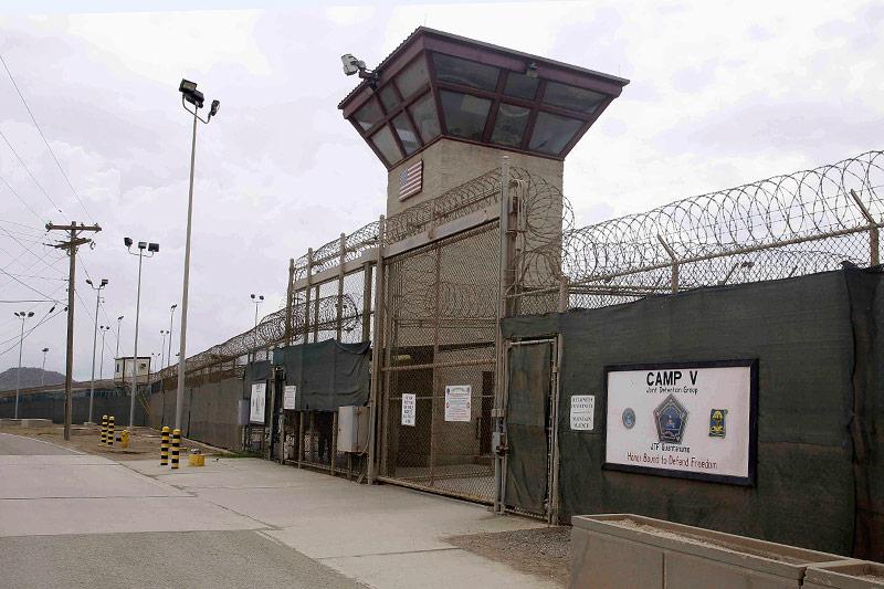 Das Guantanamo-Lager