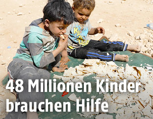 Kinder in Syrien