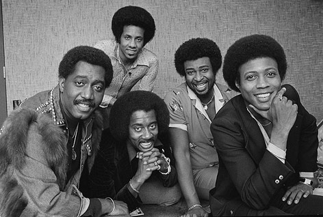 "Die Band ""The Temptations"""