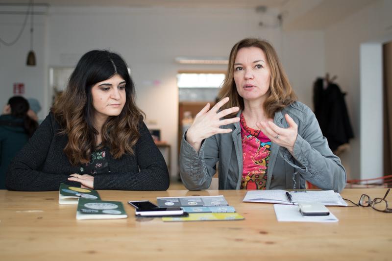 Interview mit den Initiatorinnen des Frauenvolksbegehrens
