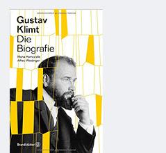 """Cover des Buchs """"Gustav Klimt - Die Biografie"""""""