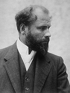 Moritz Nähr: Gustav Klimt 1908