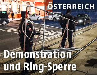Sperre am Ring