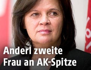 ÖGB-Frauenchefin Renate Anderl