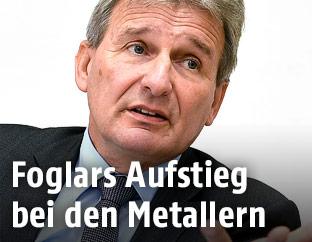 ÖGB-Präsident Erich Foglar