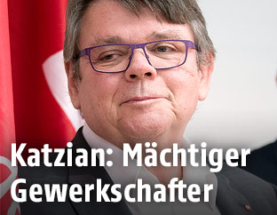 GPA-Vorsitzender Wolfgang Katzian