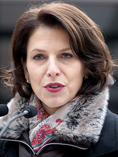 Staatssekretärin Karoline Edtstadler