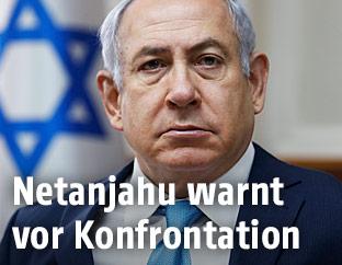 Israels Ministerpräsident Benjamin Netanjahu