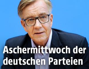 Dietmar Bartsch, Vorsitzender der deutschen Linksfraktion