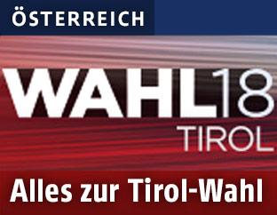 Tirol Wahl 2018