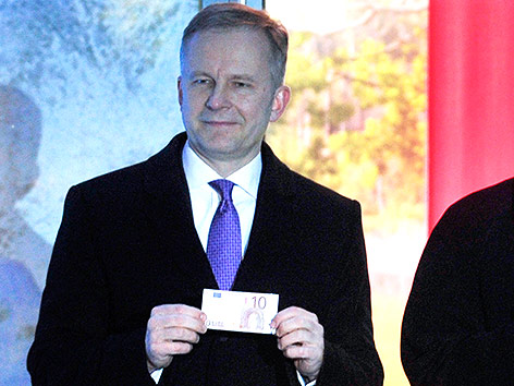 Lettlands Zentralbankchef festgenommen