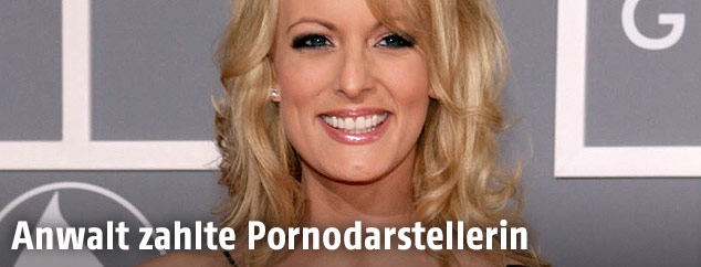 Pornodarstellerin Stephanie Clifford