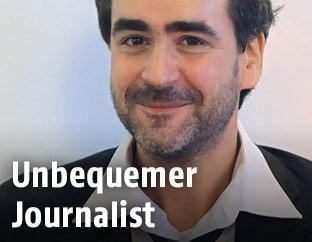 Der deutsch-türkische Journalist Deniz Yücel 2011