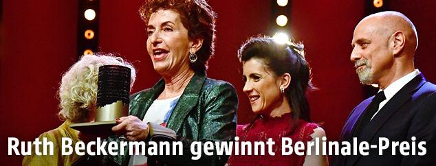 Regisseurin Ruth Beckermann