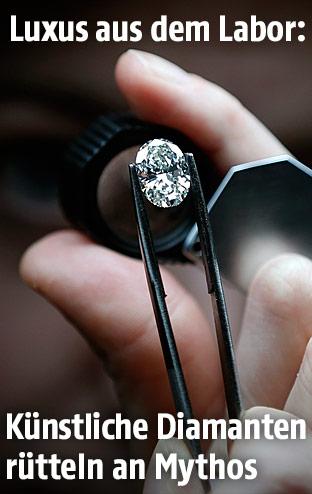 Künstlicher Diamant