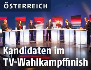 Wahlkampf in Tirol