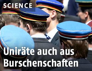 Burschenschafter in Wien