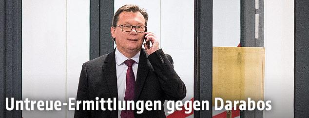 Der burgenländische Landesrat Norbert Darabos (SPÖ)