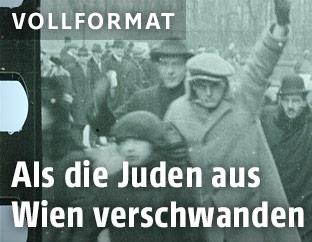 """Filmstill aus Hans Karl Breslauers """"Stadt ohne Juden"""""""