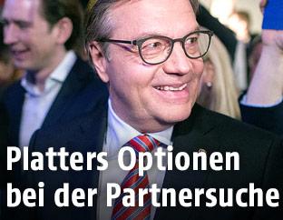 Landeshauptmann Günther Platter