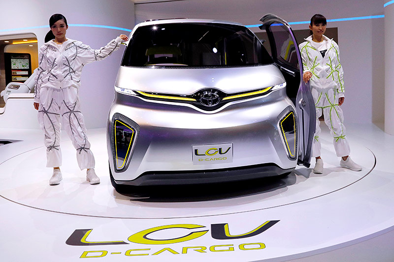Toyota LCV D-Cargo