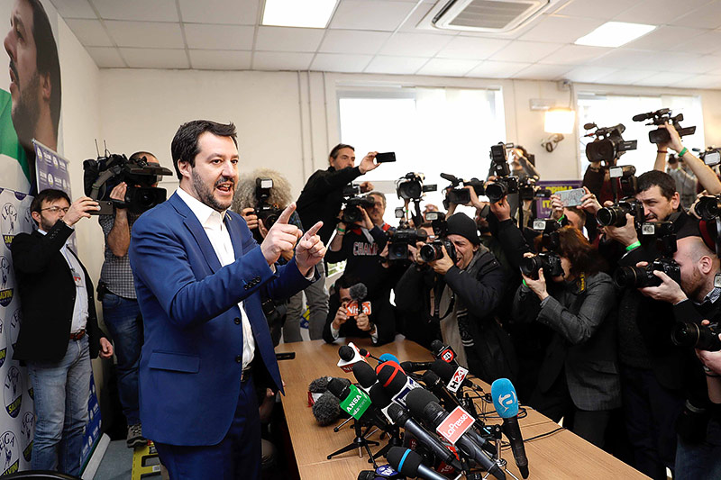 Matteo Salvini (Lega Nord)