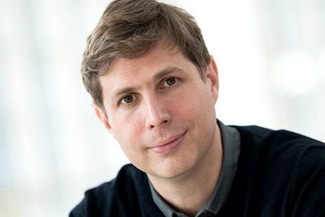 Der Autor Daniel Kehlmann