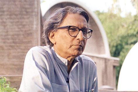 Architekt Balkrishna Doshi