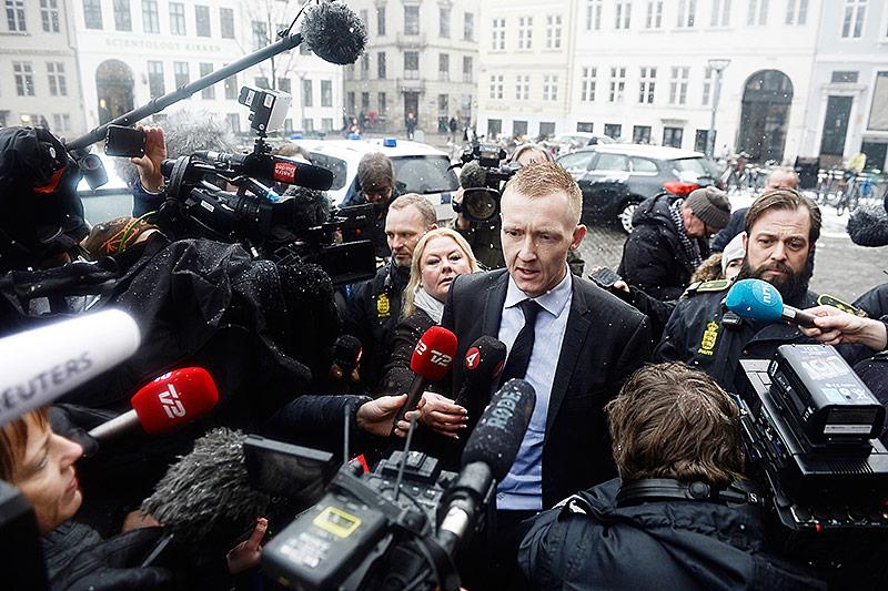 Staatsanwalt Jakob Buch-Jepsen