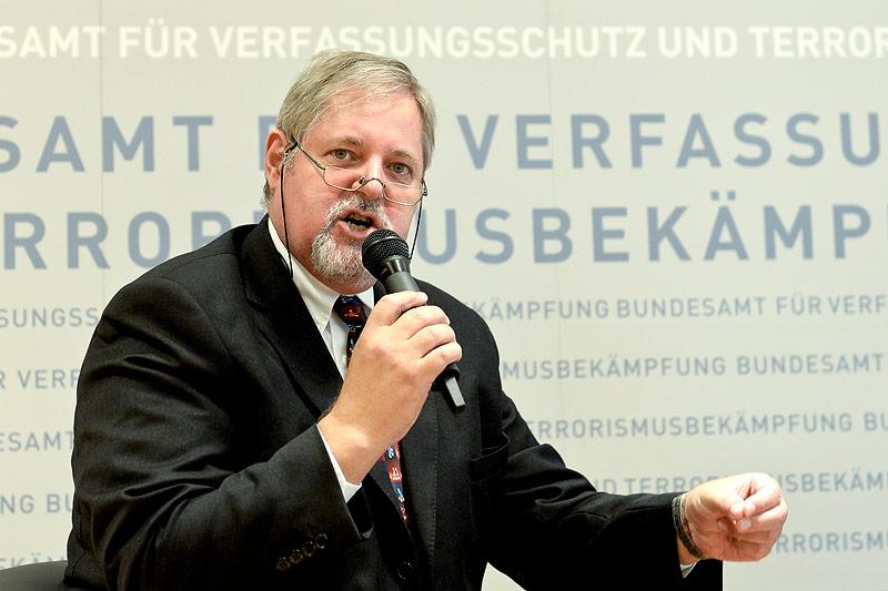 Der Direktor des Bundesamts für Verfassungsschutz, Peter Gridling