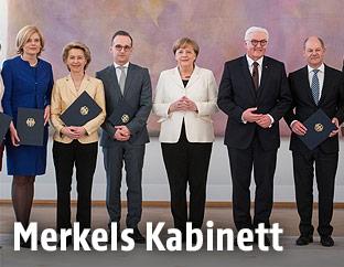 Merkels Kabinett