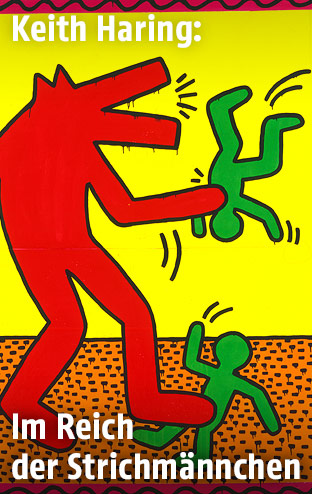 "Keith Haring ""Ohne Titel"""