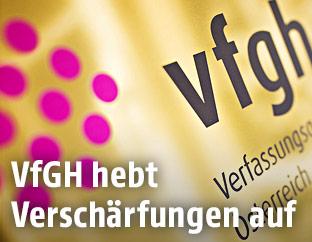 VfGH-Logo