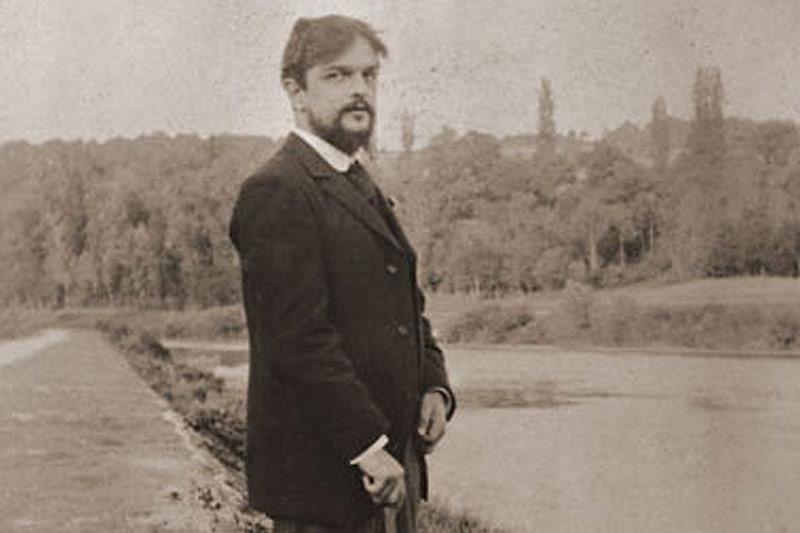 Claude Debussy an der Marne
