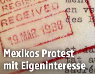 Protestnote
