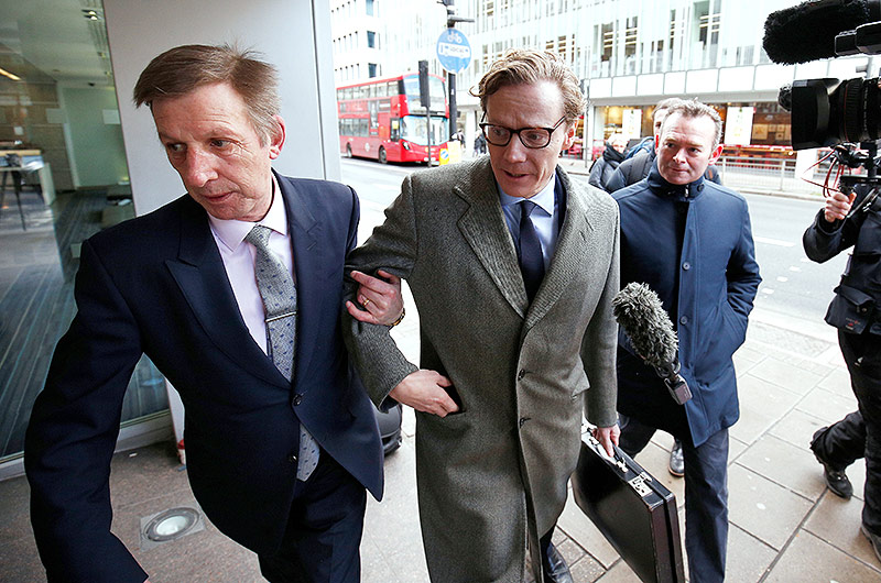 Cambridge-Analytica-Ceo Alexander Nix