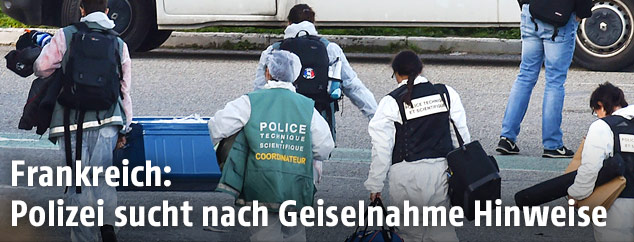 Forensik am Tatort